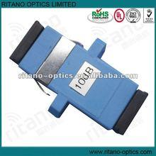SC Adapter Type Mechanical Attenuator 1-30dB