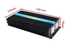 Solar Power Inverter DC48v to AC 100v-120v/220v-240v 2500W Inverter Pure Sine Wave Soft Starter