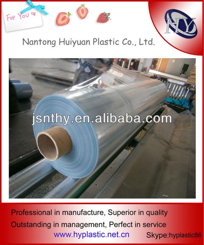 Packaging Materials Soft PVC Plastic Film