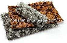 Jacquard chenille Floor Mat