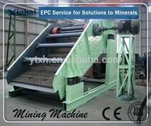 vibrating screen machine for ore dressing/liner vibrating screen