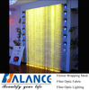 Fiber Optic Waterfall Light Curtain for Sitting Room