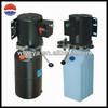 DC electric hydraulic power pack hydraulic power units