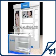 Fashionable Combined Cosmetic Shelf & Cosmetic Display Counter