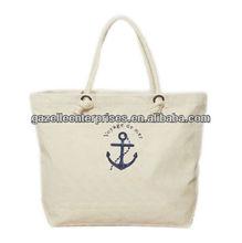 Promotional Cavas shopping bag