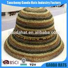 Fashionable design high quality custom cool cheap bucket hats