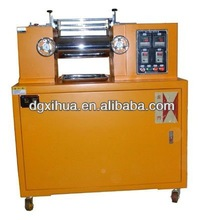 lab two roller mill/two roll mill/laboratory testing two roll mill mixing compound machine