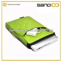 2014 New Product laptop cover free sample Lightweight laptop sleeve Cute custom made neoprene Laptop Bag