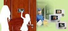 Video intercom system for smart home