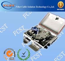 FTT-H216 Series of FTTH outdoor fiber optic termination box