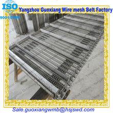 high quality dutch compound balanced weave wire mesh conveyor belts