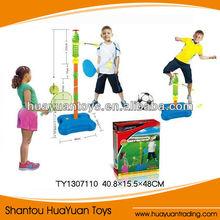New outdoor sport /plastic sport ball , netball ,basketball ,swing ball