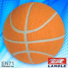 large size infltable tennis ball basketball shape big jumbo tennis balls