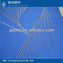 manufacturer tungsten carbide 2mm diameter,100mm length rod