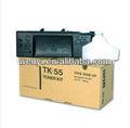 Compatible cartucho de tóner negro TK55 para Kyocera Mita FS1920