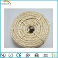 natural material 6 milímetros embalagem corda corda de sisal
