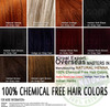 Henna Hair Color Chart