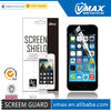 Gold Supplier Professional screen guard,Best Screen Guard For iPhone 5 / iPhone 5c / iPhone 5s oem/odm (Anti-Glare)