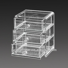 high quality acrylic drawers for jewelry