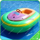 2014 most popular inflatable bumper float boat / bumper boat toys (hot in USA)