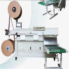 perfect semi automatic double wire binding machine in China