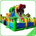 Venda quente inflável slides para crianças e adultos no verão, Crianças balanços e slide