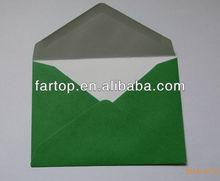 wholesale best quality full color card envelope