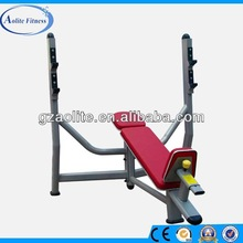 Luxurious Incline Olympic bench / Weight Bench / fitness equipment
