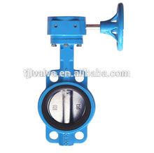 api609 ansi125/ansi150 cast iron non-rising stem gate valve good quality