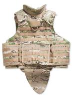 Military Full Protection Bulletproof Vest
