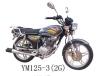 YM125-3(2G) 125cc motorcycle