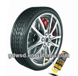 Tire inflator Foam