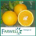 L'huile d'orange naturelle( cas: 8028- 48- 6)