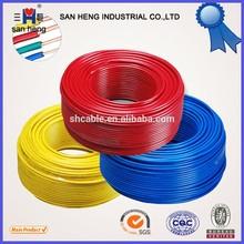 H05V-U_H05V-R_H07V-U_H07V-R_NYA_Electrical Cable wire