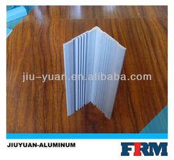 Triangle Industrial Extruded Aluminum Profile