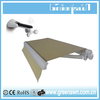 strong aluminum retractable arm awning