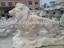 Stone Sculpture Lion