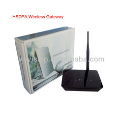 Unlocked HUAWEI B970 3G Router With Sim Card Slot