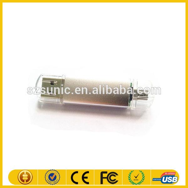 new product OTG usb flash drives for smartphone thumb pendrive memory stick mini usb flash drives