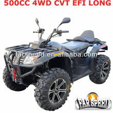 Amphibious 500cc Atv 4x4