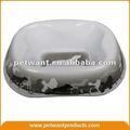 Mmelamine mb-a1005-3 cachorro quente com placa de cara beared
