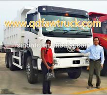 FAW 20-30 ton dump trucks for sale