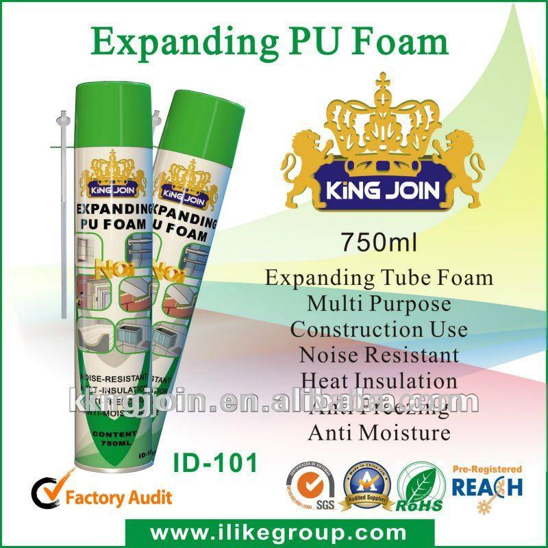 expanding spray PU foam, PU foam spray