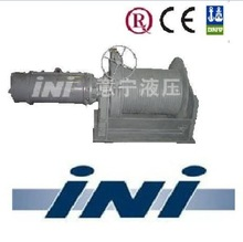 INI 200kN 20 ton electric mooring winch