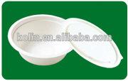 disposable paper soup bowl