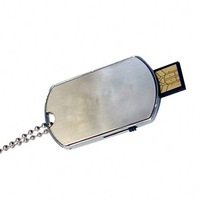 Wholesale Freesample Highspeed dog tag usb pen drive for Promotional gifts