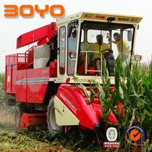 4 rows Combine Corn Harvester in stock