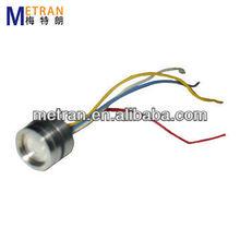 Compactive Piezoresistive Pressure Sensor for Digital Pressure Gauge