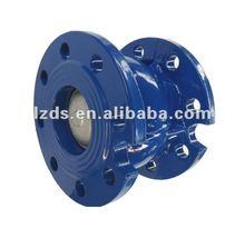 Cast Iron globe style silent check valve