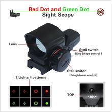 Multi Reticle Reflex Red/Green Dot
